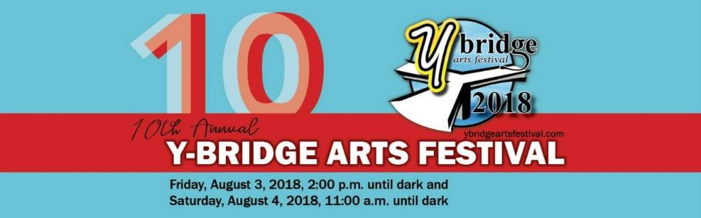 Contact us at the Y-Bridge Arts Festival